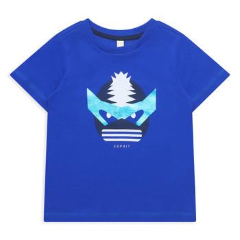 Abbigliamento Bambina T-shirt maniche corte Esprit ENORA Blu