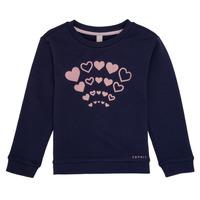 Abbigliamento Bambina Felpe Esprit ESTER Marine