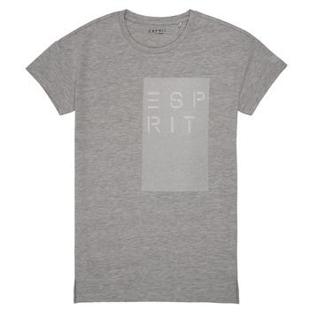 Abbigliamento Bambina T-shirt maniche corte Esprit EVELYNE Grigio