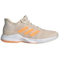 Scarpe Donna Running / Trail adidas Originals Adizero Club W Grigio,Beige