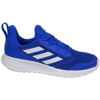 Scarpe Bambino Running / Trail adidas Originals Altarun K Azzuro