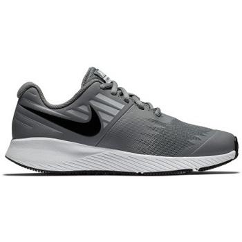 Scarpe Unisex bambino Running / Trail Nike Star Runner GS Grigio