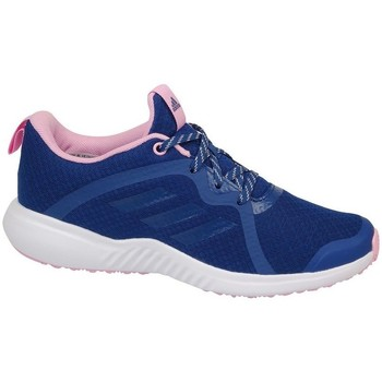 Scarpe Bambina Running / Trail adidas Originals Fortarun X K Blu marino