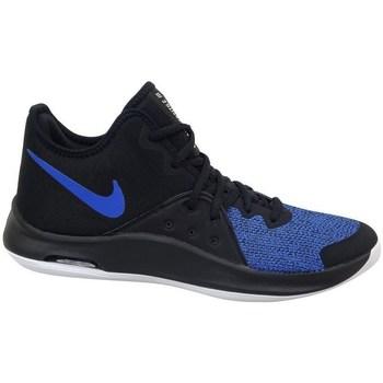 Scarpe Uomo Pallacanestro Nike Air Versitile Iii Nero,Azzuro