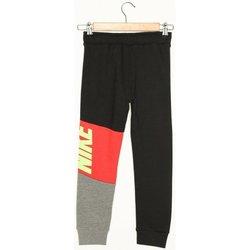 Abbigliamento Unisex bambino Pantaloni da tuta Nike Pantaloni Bambino  Core Nero