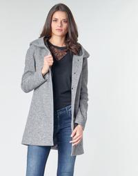 Abbigliamento Donna Cappotti Moony Mood SOLINE Grigio