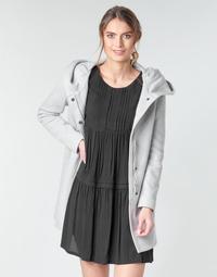 Abbigliamento Donna Cappotti Moony Mood ADELINE Grigio / Clair