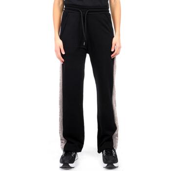 Abbigliamento Donna Pantaloni da tuta Pyrex PYREX   PANTAL.FELPA DONNA Pantalone tuta Donna PC40623 Nero