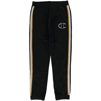 Abbigliamento Bambino Pantaloni da tuta Champion - Pantalone nero 305060-KK004 NERO