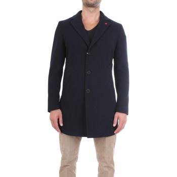 Abbigliamento Uomo Cappotti Manuel Ritz 2732C4448 193727 Cappotto Uomo Blu Blu