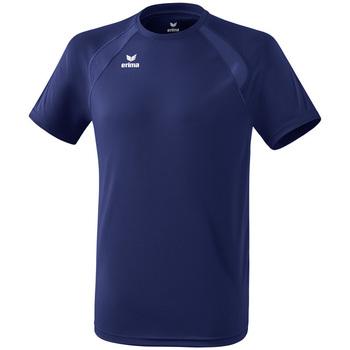 Abbigliamento Unisex bambino T-shirt maniche corte Erima T-shirt enfant  Performance bleu