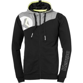 Abbigliamento Uomo Giacche sportive Kempa Veste à capuche  Core 2.0 noir