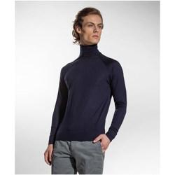 Abbigliamento Uomo Maglioni Peuterey TOMEI 215 BLU Maglia Uomo Uomo Blu Blu