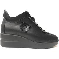 Scarpe Donna Sneakers basse Agile By Ruco Line ATRMPN-16328 Nero