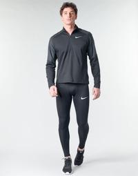 Abbigliamento Uomo Leggings Nike M NP TGHT Nero / Bianco