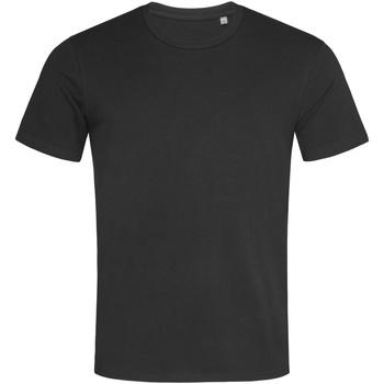 Abbigliamento Uomo T-shirt maniche corte Stedman  Nero
