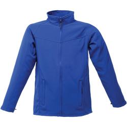 Abbigliamento Uomo giacca a vento Regatta Uproar Blu reale/Grigio foca