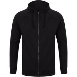 Abbigliamento Felpe Skinni Fit SF526 Nero