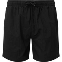 Abbigliamento Uomo Shorts / Bermuda Asquith & Fox AQ053 Nero