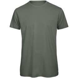 Abbigliamento Uomo T-shirt maniche corte B And C TM042 Khaki