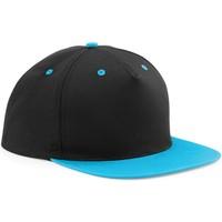 Accessori Cappellini Beechfield B610C Nero/Blu