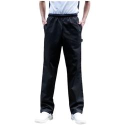Abbigliamento Pantaloni da tuta Dennys DC18B Nero