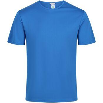 Abbigliamento Uomo T-shirt maniche corte Regatta Torino Azzurro