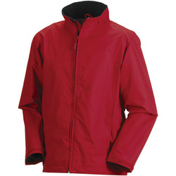 Abbigliamento Uomo giacca a vento Russell Europe Rosso