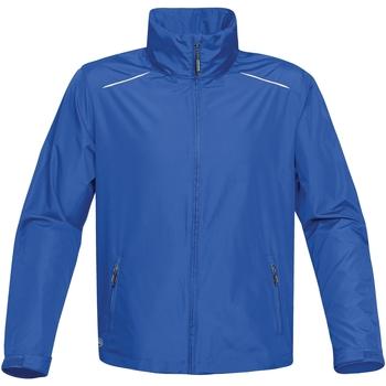 Abbigliamento Uomo giacca a vento Stormtech Nautilus Blu azzurro