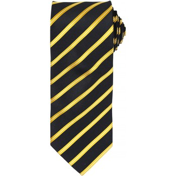 Abbigliamento Uomo Cravatte e accessori Premier Formal Nero/Oro