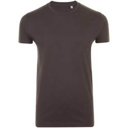 Abbigliamento Uomo T-shirt maniche corte Sols 10580 Grigio scuro