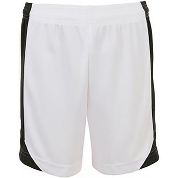 Abbigliamento Uomo Shorts / Bermuda Sols Olimpico Bianco/Nero