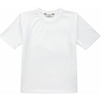 Abbigliamento Unisex bambino T-shirt maniche corte Xpres Subli Bianco