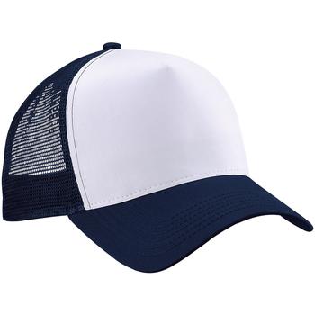 Accessori Cappellini Beechfield Trucker Blu navy/Bianco
