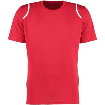 Abbigliamento Uomo T-shirt maniche corte Gamegear Cooltex Rosso/Bianco