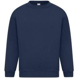 Abbigliamento Uomo Felpe Absolute Apparel Sterling Blu navy