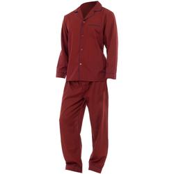 Abbigliamento Uomo Pigiami / camicie da notte Universal Textiles  Rosso