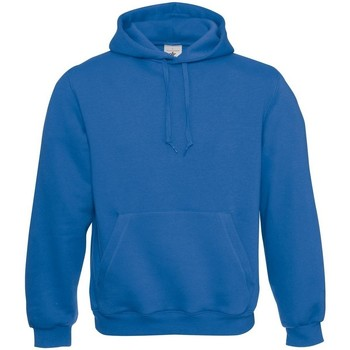 Abbigliamento Unisex bambino Felpe B And C WK681 Blu reale