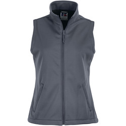 Abbigliamento Donna Gilet / Cardigan Russell R041F Grigio fumo