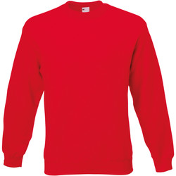 Abbigliamento Uomo Felpe Universal Textiles 62202 Rosso