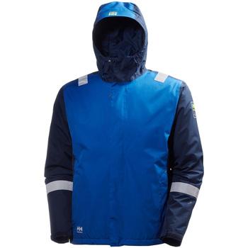 Abbigliamento Uomo giacca a vento Helly Hansen Aker Blu egiziano/Blu sera