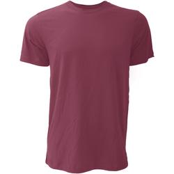 Abbigliamento Uomo T-shirt maniche corte Bella + Canvas CA3001 Marrone rossastro