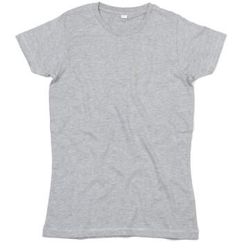 Abbigliamento Donna T-shirt maniche corte Mantis M69 Grigio