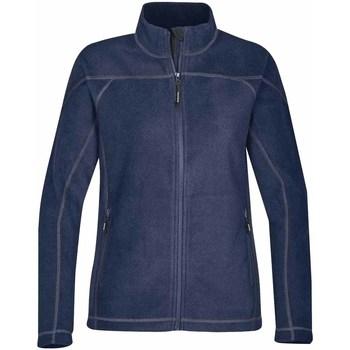 Abbigliamento Donna Felpe in pile Stormtech Reactor Blu navy