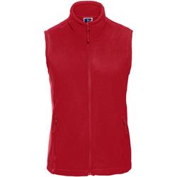 Abbigliamento Donna Felpe in pile Russell 8720F Rosso