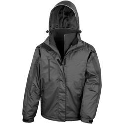 Abbigliamento Uomo giacca a vento Result R400M Nero/Nero