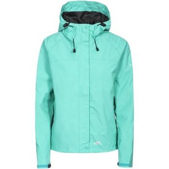 Abbigliamento Donna giacca a vento Trespass Miyake Azzurro laguna