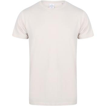 Abbigliamento Uomo T-shirt maniche corte Skinni Fit SF121 Grigio chiaro