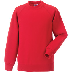 Abbigliamento Unisex bambino Felpe Jerzees Schoolgear 7620B Rosso acceso