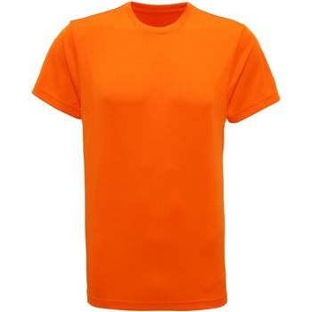 Abbigliamento Uomo T-shirt maniche corte Tridri TR010 Arancio